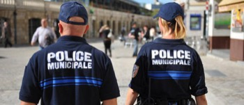 carriere salaire police municipale