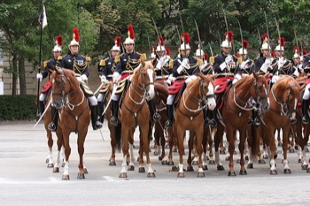 cavalerie gendarmerie