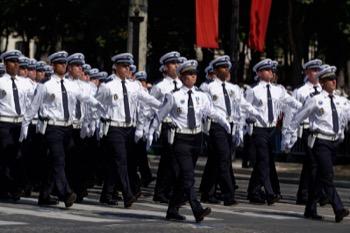 formation gardien de la paix policier