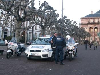 formation policier municipal