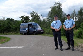 metier gendarmerie departementale