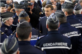 metier gendarmerie mobile
