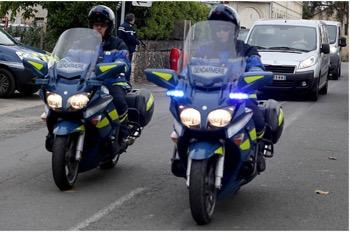 metiers gendarmerie nationale